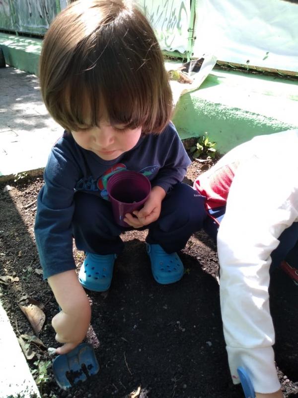 Berçário de Bebê Vila Congonhas - Jardim de Escola Infantil
