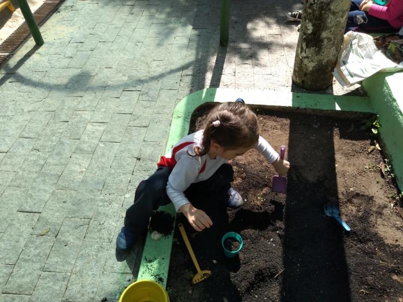 Berçário Infantil Jardim Bela Vista - Jardim Escola 1 Ano