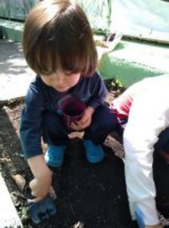 Berçário Semi Integral Jardim Brasil - Jardim Escola Infantil