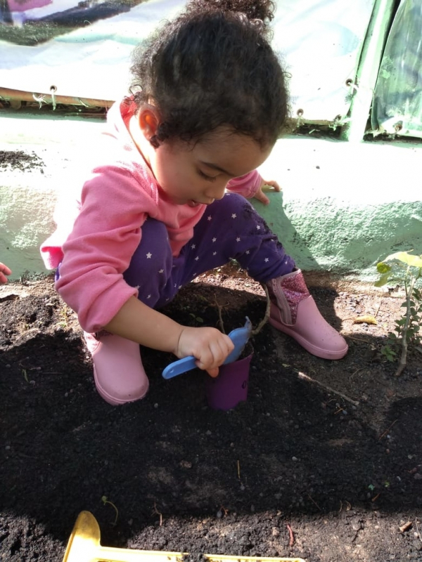 Creche Infantil Particular Jardim Rutinha - Creche Educandário