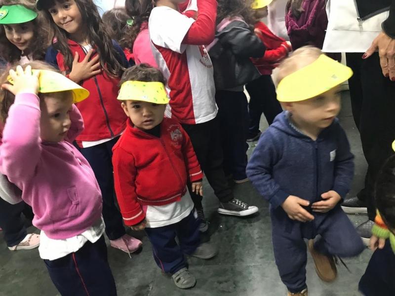 Escola Criança Chácara Itaim - Escola Criança