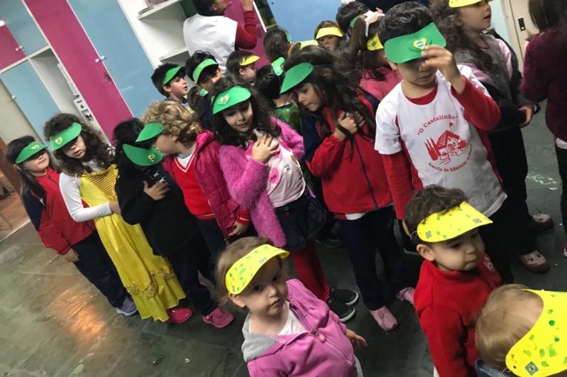 Escola de Criança Semi Integral Endereço de Jardim Aeroporto - Escola para Criança de 2 Anos