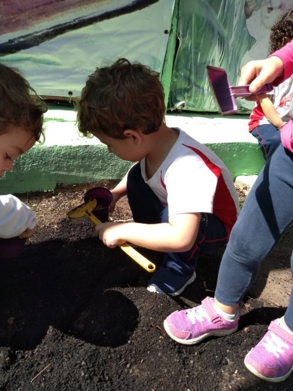 Escola de Ensino Infantil Chácara Santo Antônio - Escola Infantil Particular