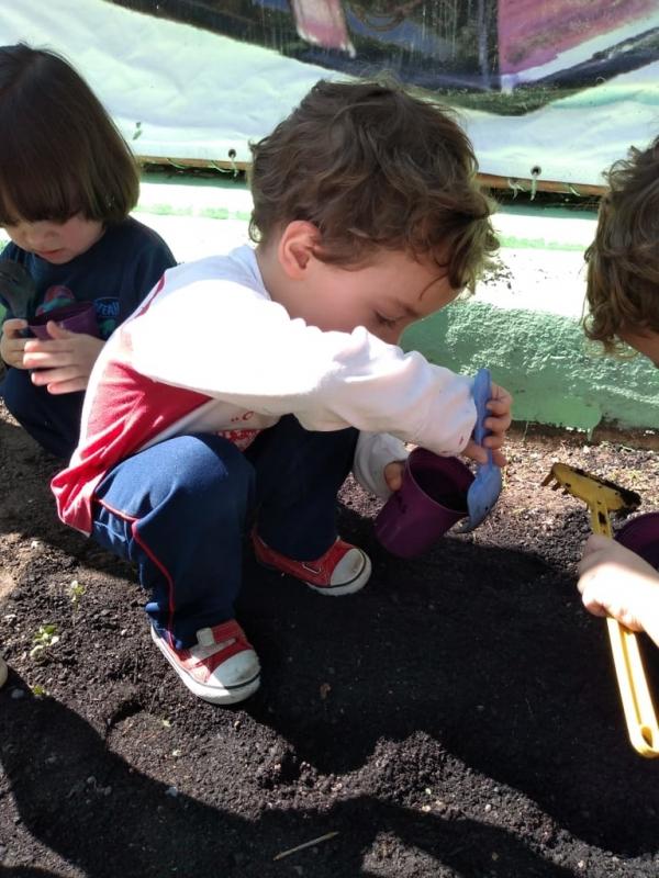 Onde Tem Berçário e Creche Vila Cordeiro - Jardim Escola 3 Anos