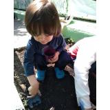 berçário de bebê Vila Tramontano