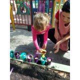 endereço de creche integral particular Real Parque