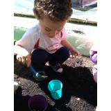 endereço de creche integral Chácara Flora