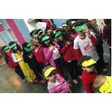 endereço de escola para criança de 3 anos Vila Tramontano