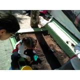 jardim de escola infantil
