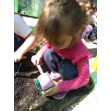 onde tem creche infantil Real Parque