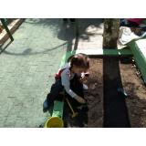 onde tem creche integral Parque Burle Max