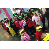 onde tem escola de educação infantil particular Cidade Monções
