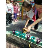 onde tem escola infantil particular Jardim Rutinha