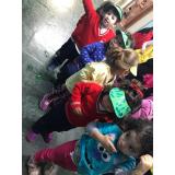 qual o valor de berçário e educação infantil Vila Carmem