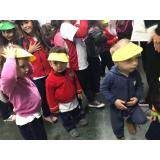 quanto custa escola de educação infantil particular Vila Tramontano
