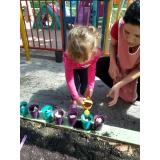 quanto custa escola infantil particular Cidade Monções